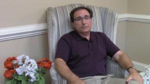 Video testimonial - Mike