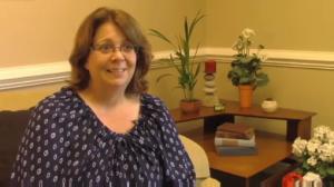 Video testimonial - Sally