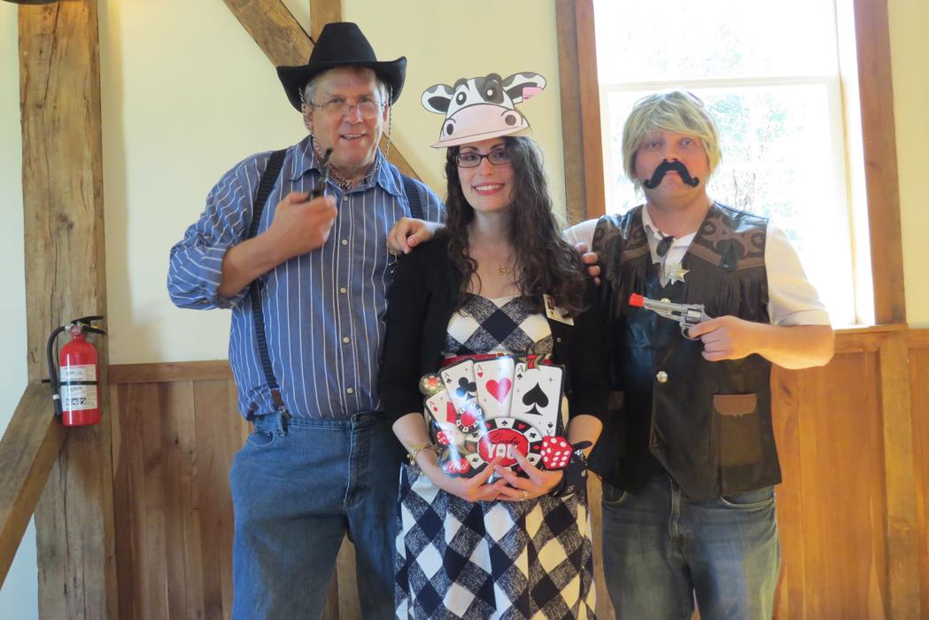 Dave, Jessica, andRyan