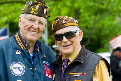 Benefit eligibility for veterans