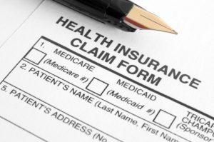 Medicare claim