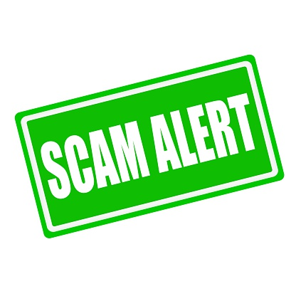 CONSUMER FRAUD PROTECTION ALERT