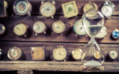 Aging and the Passage of Time