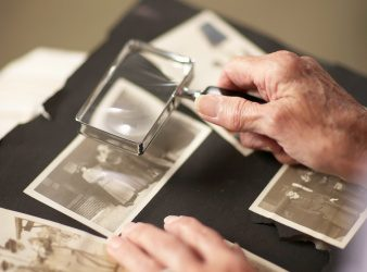 Does Nostalgia Contribute to Healthy Aging?