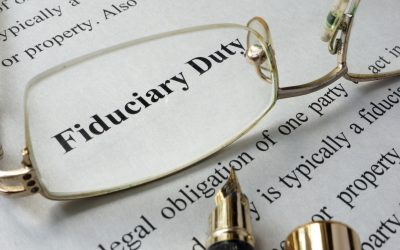 Duties as a Fiduciary for Estate Planning