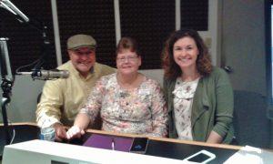 Radio show about caregiving