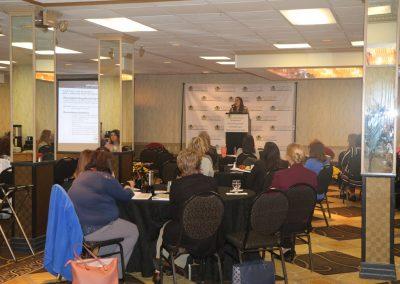 Keynote speaker Jennifer Smith, Secretary PA Department of Drug & Alcohol Programs