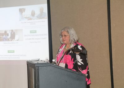 Speaker Dawn Hippensteel from UPMC Pinnacle
