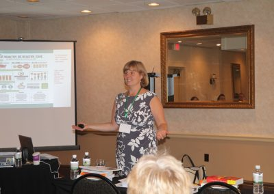 Speaker Dr. Amy Sagen, National Association of Social Workers, PA Chapter
