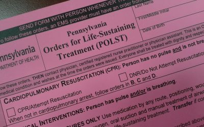 POLST and End of Life Medical Decisions