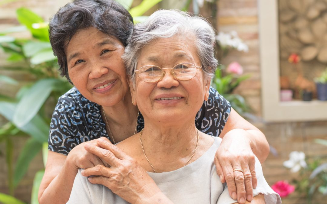 The Love of  Family Caregivers