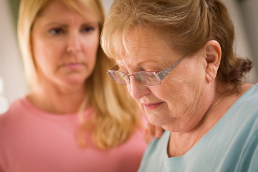 Caregiving Stress: When the Children Don't Notice