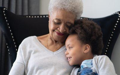 Grandchildren and Gifts