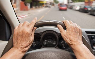 Driving Safety and Aging Part I
