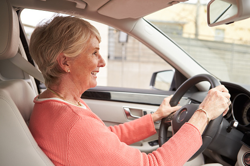 Driving Safety and Aging Part III