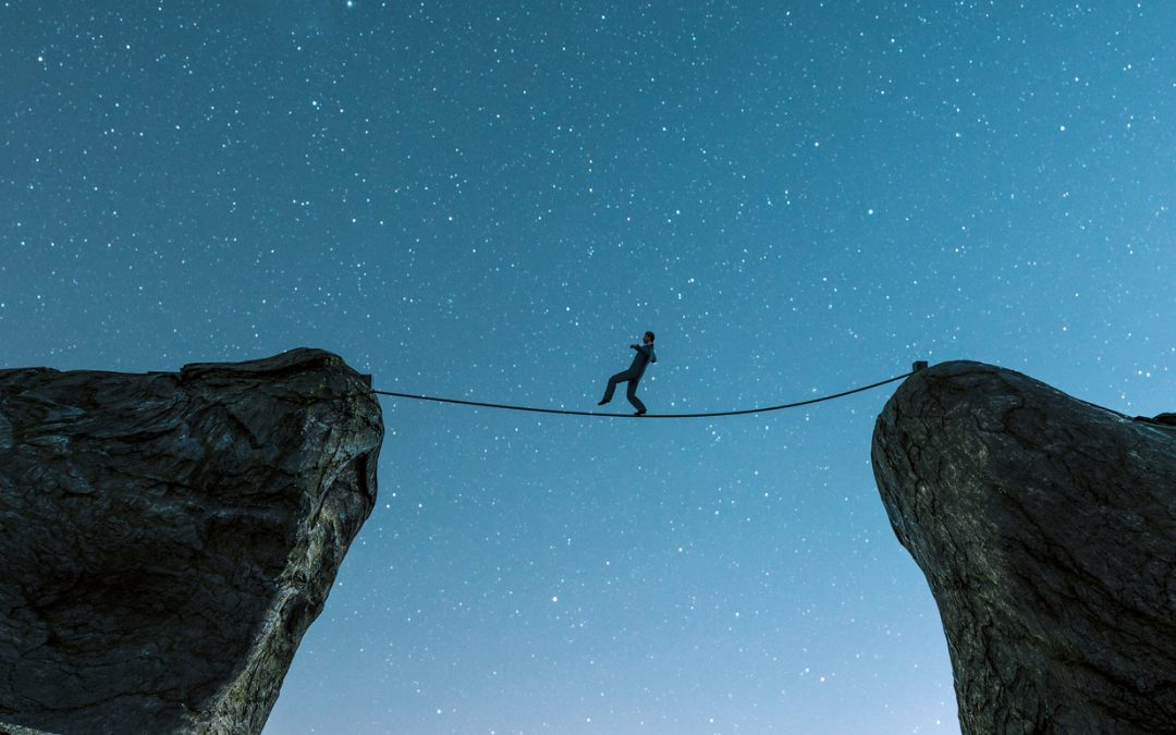 Aging and Risk: Walking the Tightrope of Decisions