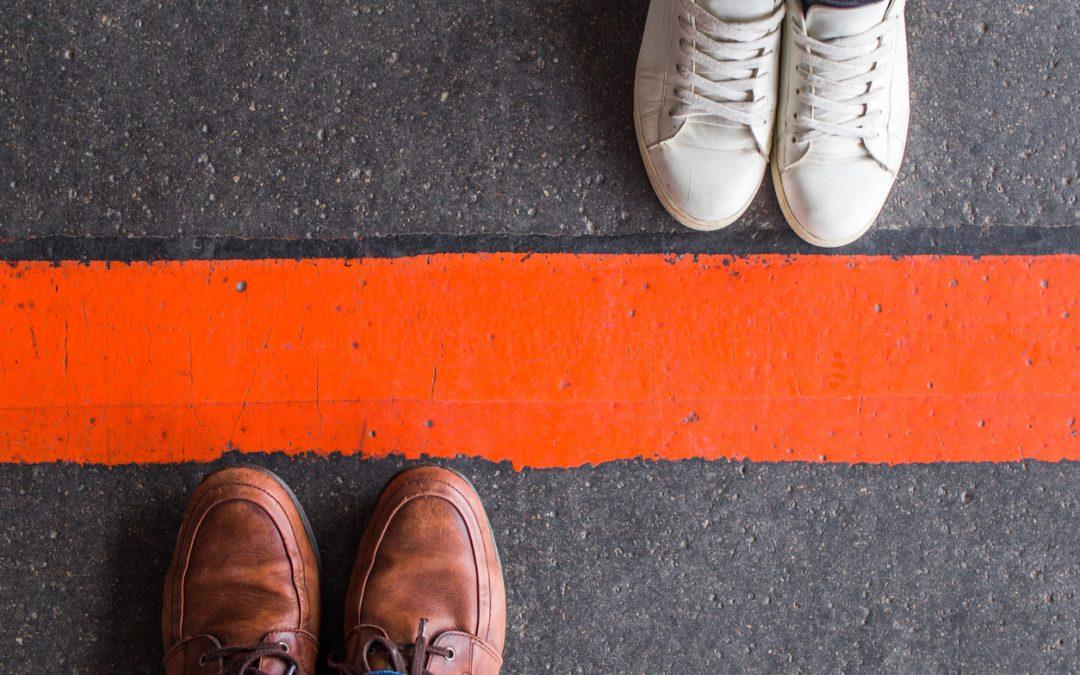 Estrangement:  Walking Away From Your Roots